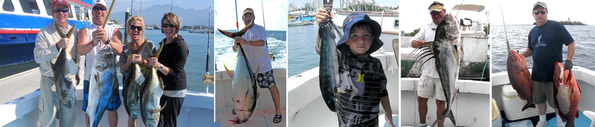 Puerto Vallarta Fishing and Tours