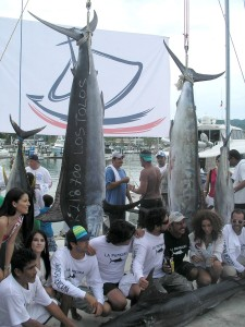 Puerto Vallarta Fishing tournament