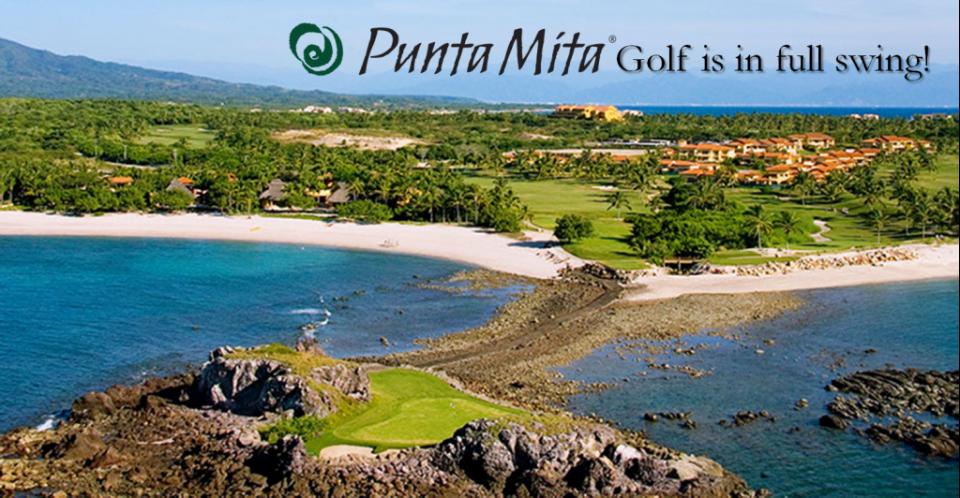 Puerto vallarta golf for Punta mita fishing