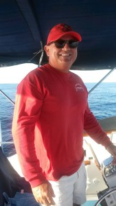 Capt. Pete in puerto vallarta fishing charters