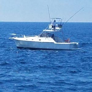 fishing boat in puerto vallarta