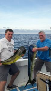 mahi mahi fishing in puerto vallarta
