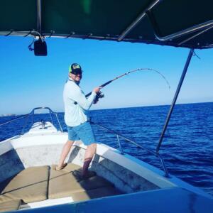 shark fishing in puerto vallarta