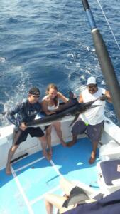 Puerto Vallarta fishing report July